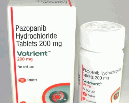 帕唑帕尼香港印度_帕唑帕尼(Votrient)说明书中的用药禁忌是什么?